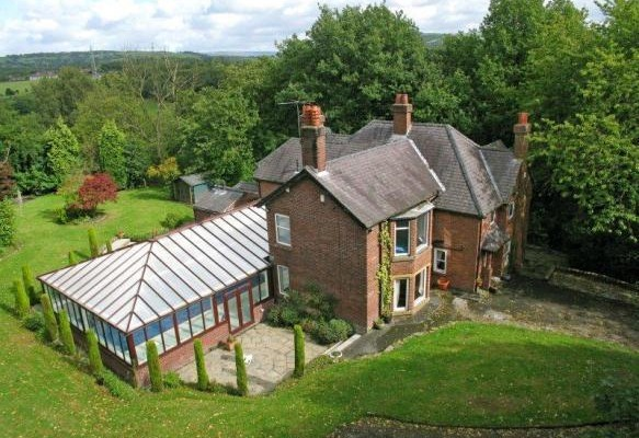 5 bedroom house in Greater Manchester with Indoor swimmingpool for £800000