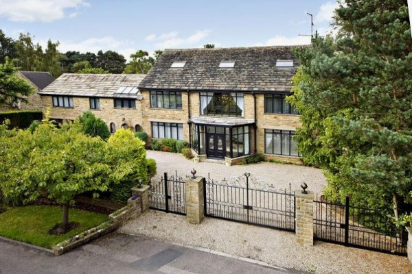 7 bedroom house in West Yorkshire with Indoor swimmingpool for £1895000